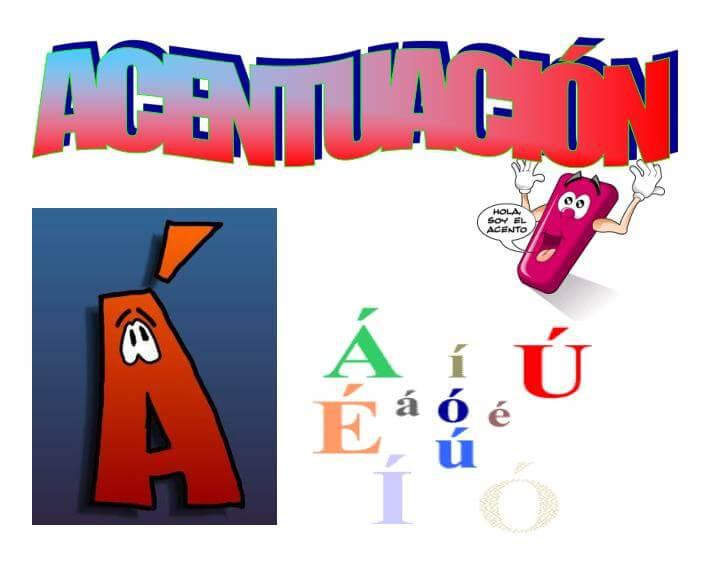 el acento castellano - Reglas de acentuación