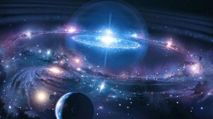 galaxia geografia - Nuestro planeta en el sistema solar