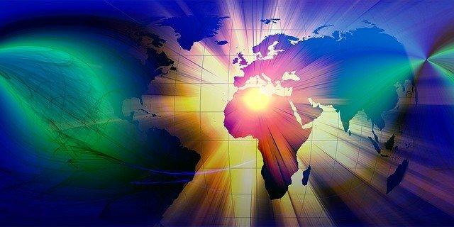 hemisferio planeta tierra - Planeta tierra