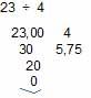 Aproximacion Con dos cifras decimales - Números decimales