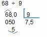 Con una cifra decimal - Números decimales