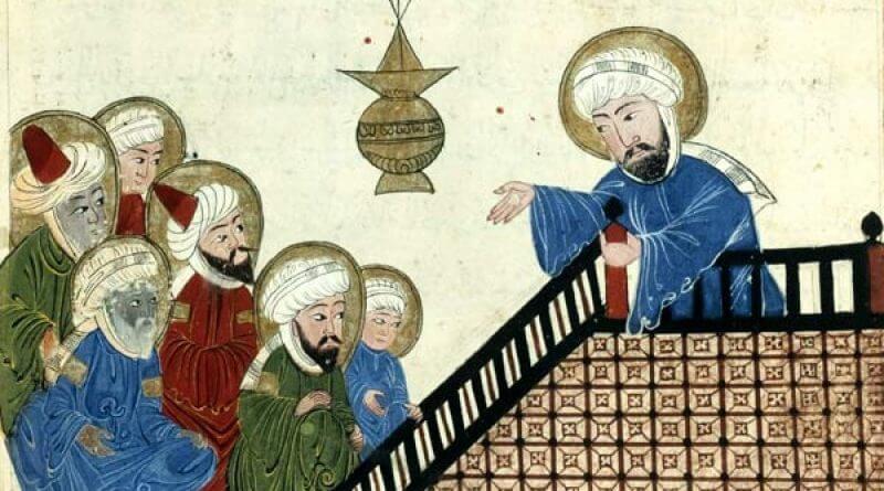 Mahoma origen Islam - Religión del Islam