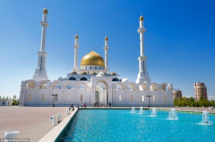 arquitectura islamica - Avance territorial del Islam