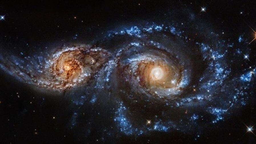 cuerpos celeste 1 - Tierra en el universo
