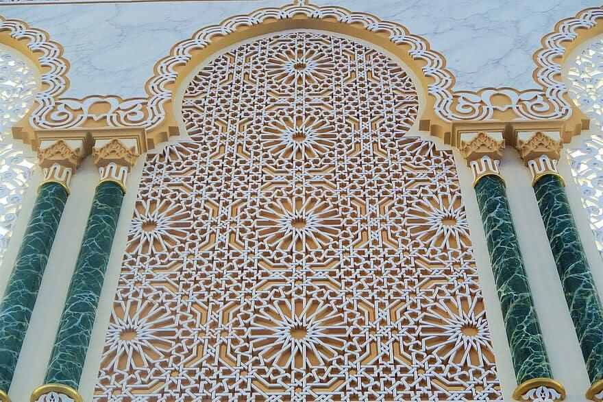 decoracion Islam - Avance territorial del Islam