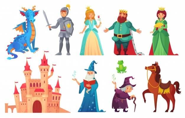 fairy tales characters 102902 644 1 - Género Narrativo