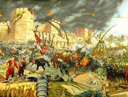 historia bizancio caida constantinopla - Imperio Bizantino