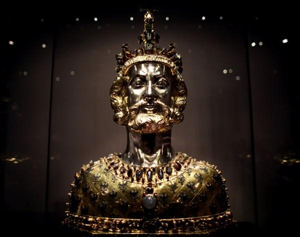 imperio carlomagno 600x474 1 - Imperio Carolingio