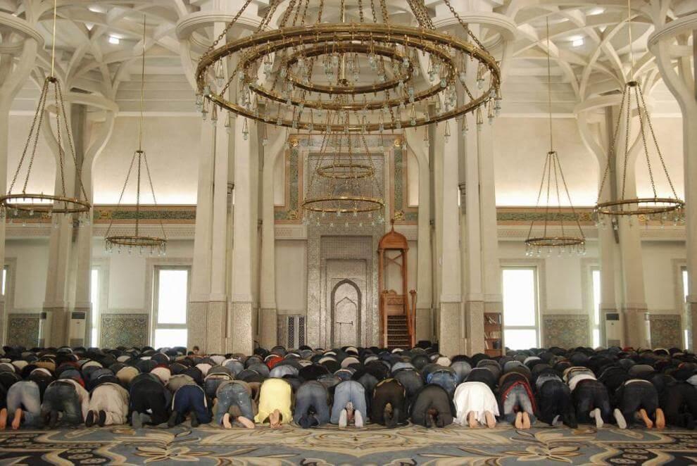 la mezquita - Religión del Islam