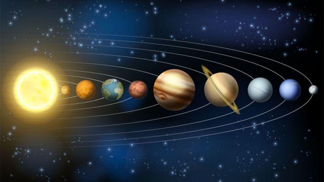 la tierrra 1 - Tierra en el universo