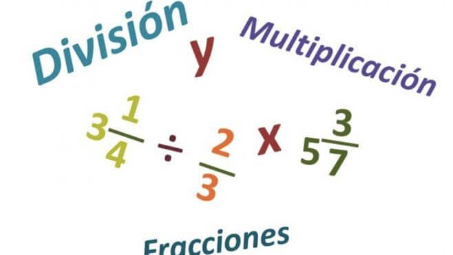 multiplicacion fracciones - Números decimales