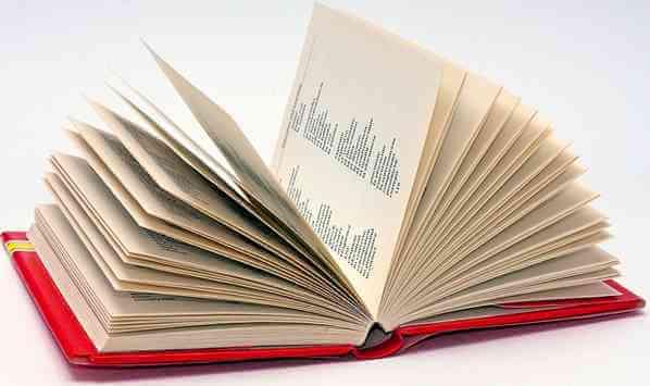 partes del diccionario - Diccionario