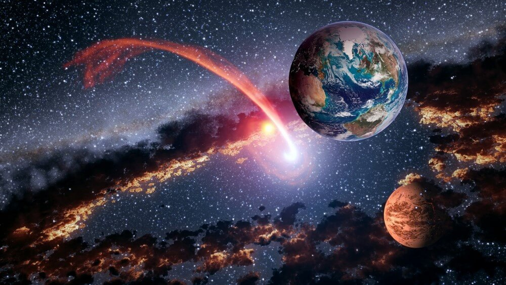 universo 1 - Tierra en el universo