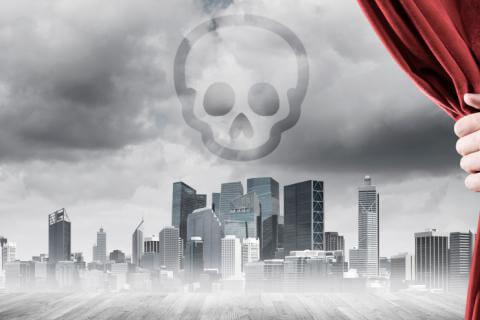 Contaminacion atmosferica - Contaminación atmosférica
