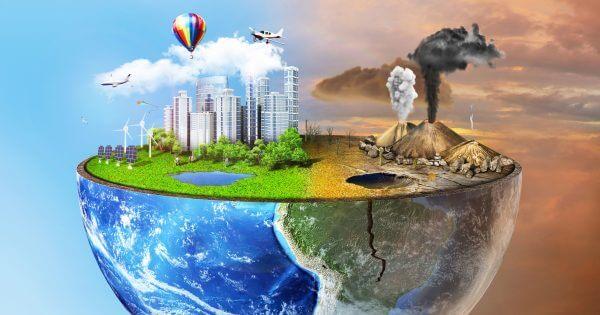 Origen Contaminacion atmosferica - Contaminación atmosférica