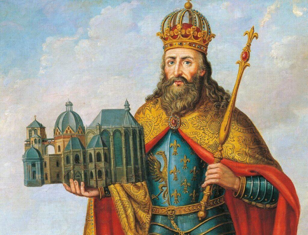 origen carolingio 1024x781 - Imperio Carolingio